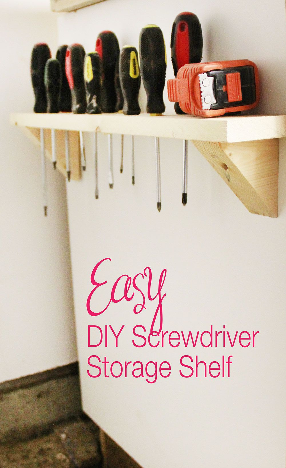 Best ideas about DIY Tool Organization . Save or Pin DIY Storage Solutions For A Well Organized Garage Now.