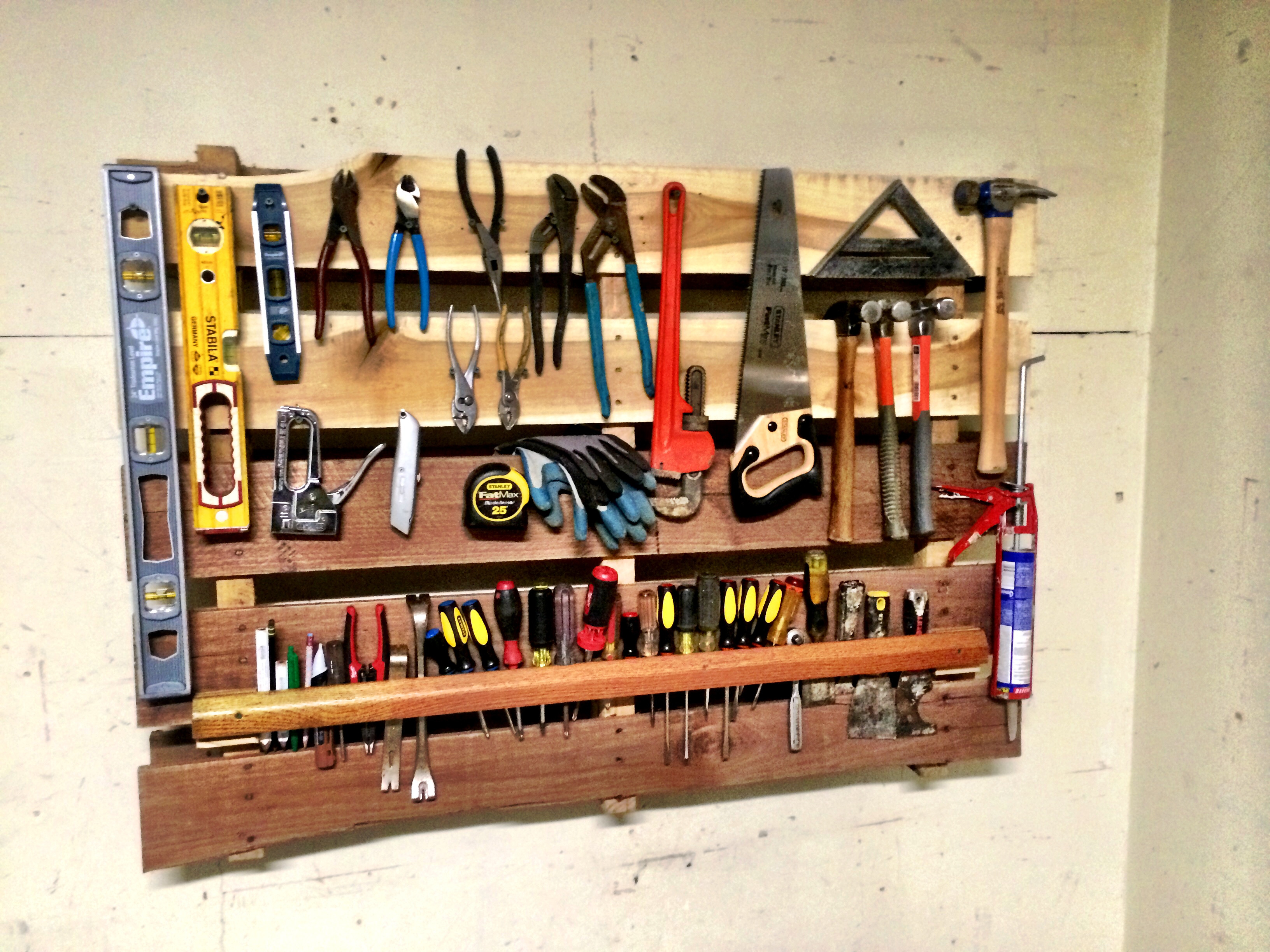 Best ideas about DIY Tool Organization . Save or Pin Sonoma General Contractors DIY Tool Organization Used Now.
