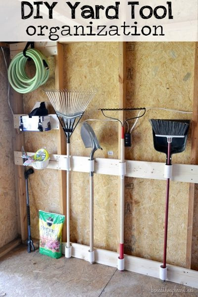 Best ideas about DIY Tool Organization . Save or Pin Top 14 DIY Projects of 2014 Beneath My Heart Now.