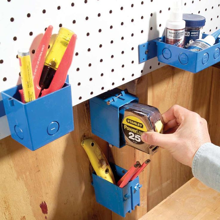 Best ideas about DIY Tool Organization . Save or Pin Clever DIY Storage Ideas for Creative Home Organization Now.