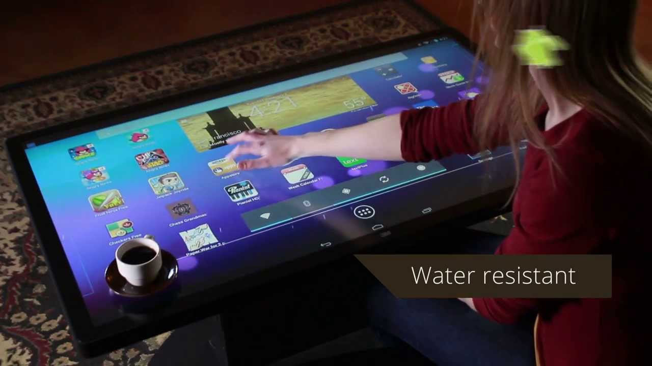 Best ideas about DIY Touchscreen Table . Save or Pin Diy Touch Screen Tablet DIY Design Ideas Now.