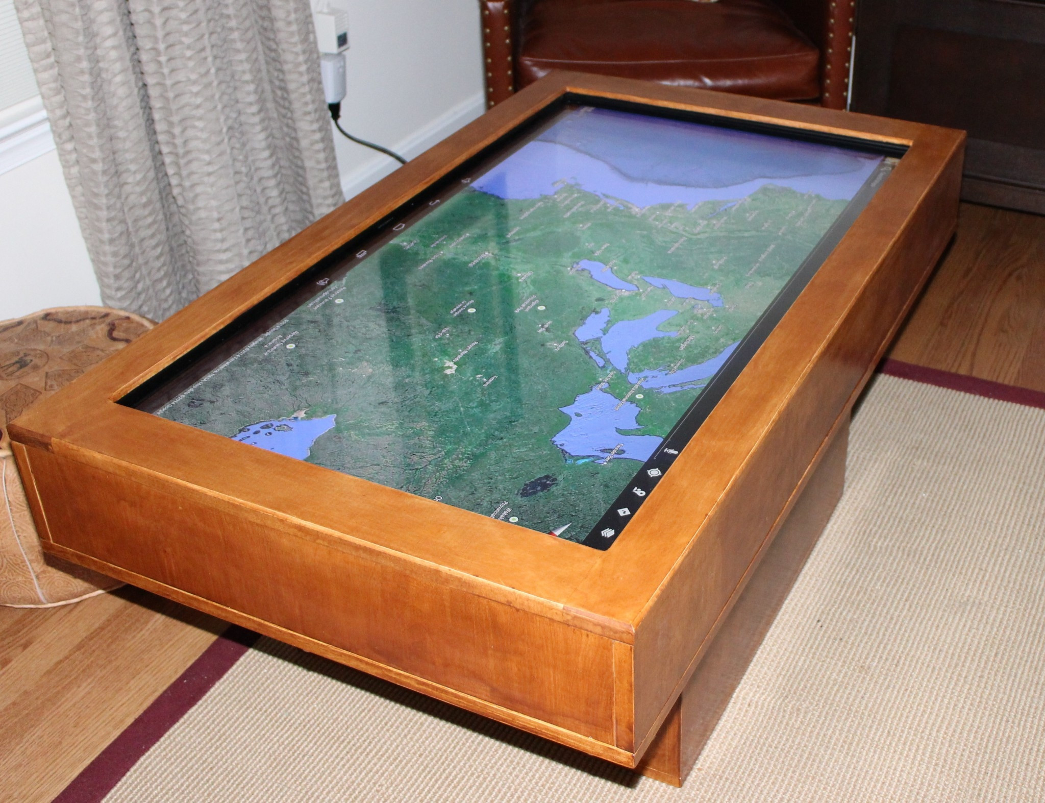 Best ideas about DIY Touchscreen Table . Save or Pin 20 Best Ideas of DIY Touch Screen Coffee Table Now.