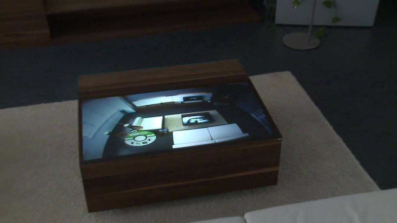 Best ideas about DIY Touchscreen Table . Save or Pin CRISTAL on multitouch coffee table Now.