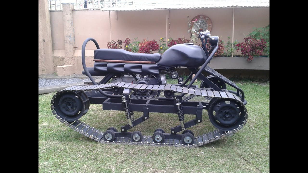 Best ideas about DIY Tracked Vehicle . Save or Pin How to build a tank or Tracked vehicle Transmission pro Now.