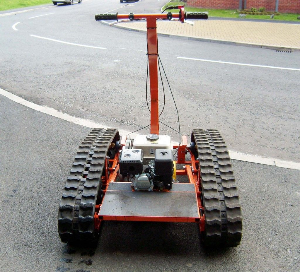 Best ideas about DIY Tracked Vehicle . Save or Pin Personalized powered tracked stand on vehicle skate board Now.