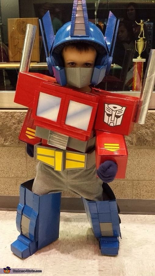 Best ideas about DIY Transformer Costume . Save or Pin Optimus Prime Halloween Costume Contest at Costume Works Now.