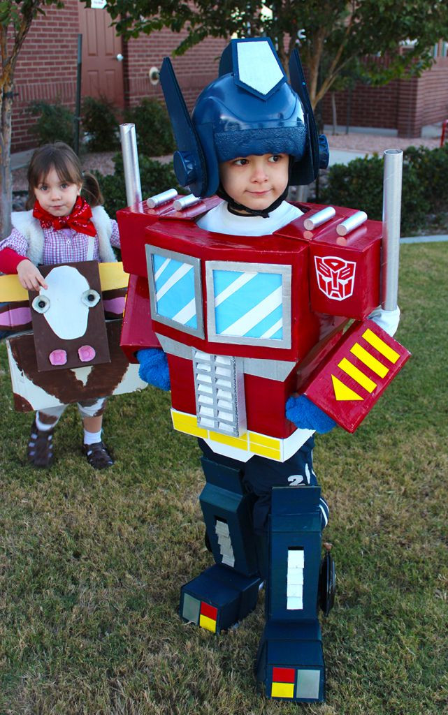 Best ideas about DIY Transformer Costume . Save or Pin TRANSFORMERS OPTIMUS PRIME Now.