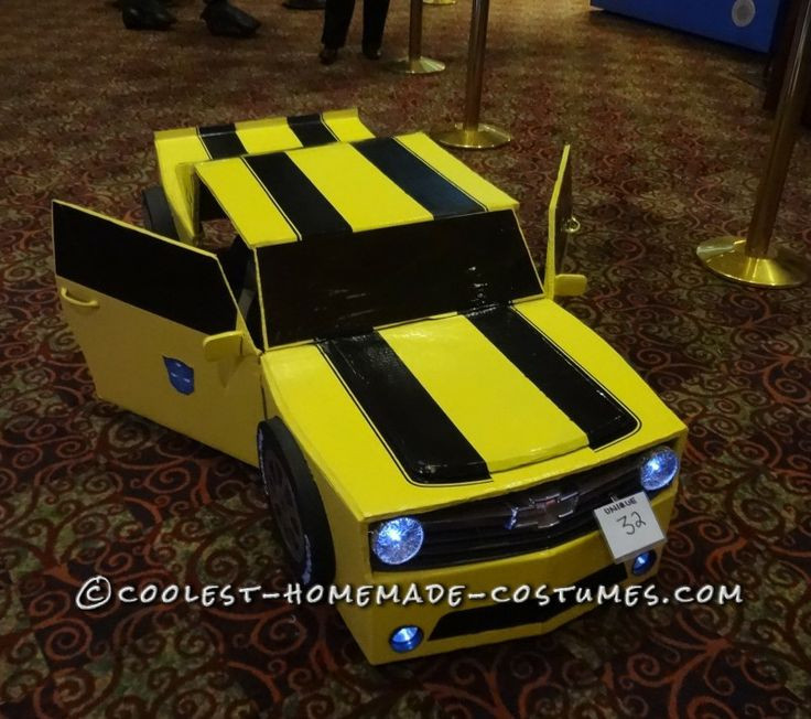 Best ideas about DIY Transformer Costume . Save or Pin 117 Best images about Transformer Costume Ideas on Now.