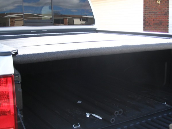 Best ideas about DIY Truck Bed Covers . Save or Pin Homemade Tonneau Cover Nissan Titan Forum Now.