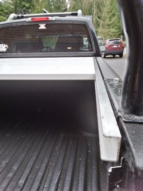 Best ideas about DIY Truck Bed Covers . Save or Pin Tonneau Cover Truck bed cover Makezilla Now.