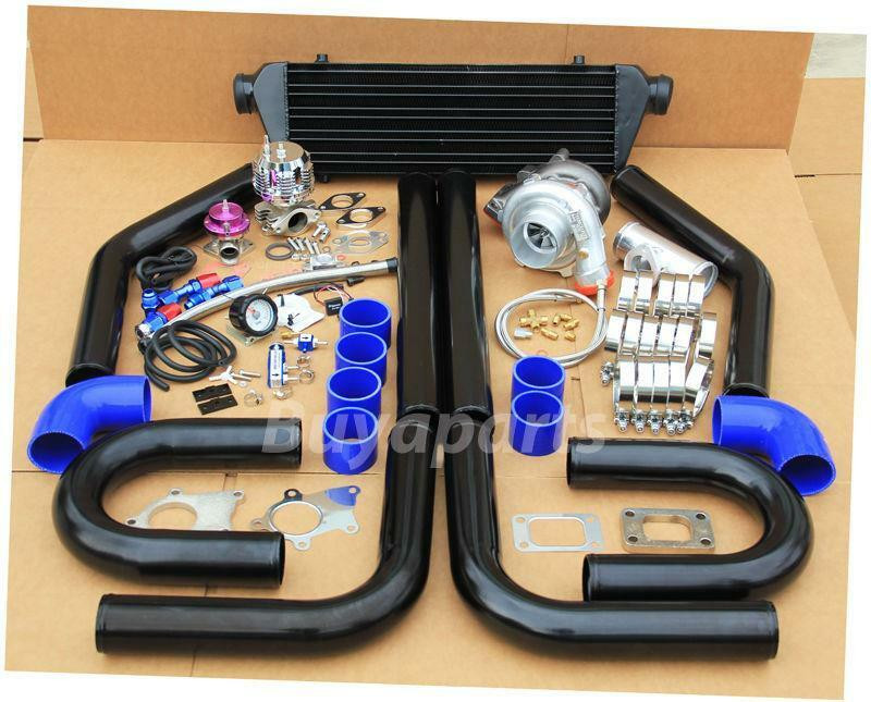 Best ideas about DIY Turbo Kits . Save or Pin DIY 2 5 Turbo Kit 8x Black pipe Blue coupler Wastegate Now.