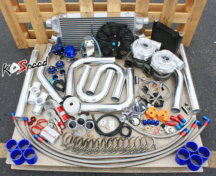 Best ideas about DIY Turbo Kits . Save or Pin UNIVERSAL HIGH PERFORMANCE TWIN T70 TURBO KIT CHARGER DIY Now.