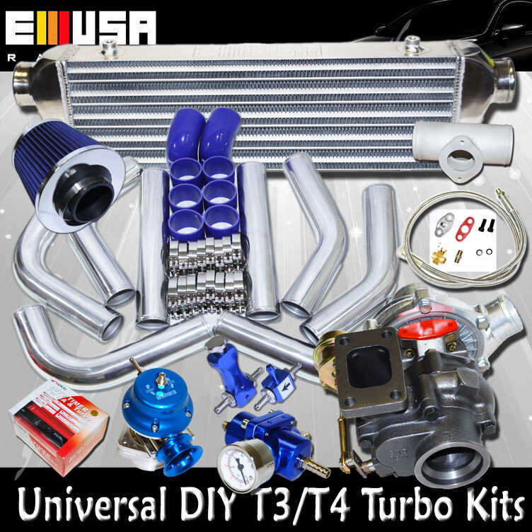 Best ideas about DIY Turbo Kits . Save or Pin DIY Universal Turbo Kits T3 T4 w Internal Wastegate Now.