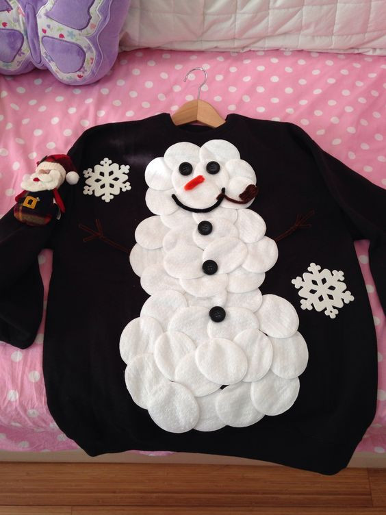 Best ideas about DIY Ugly Christmas Sweater For Kids . Save or Pin Ugly Christmas Sweater Ideas Reasons To Skip The Housework Now.