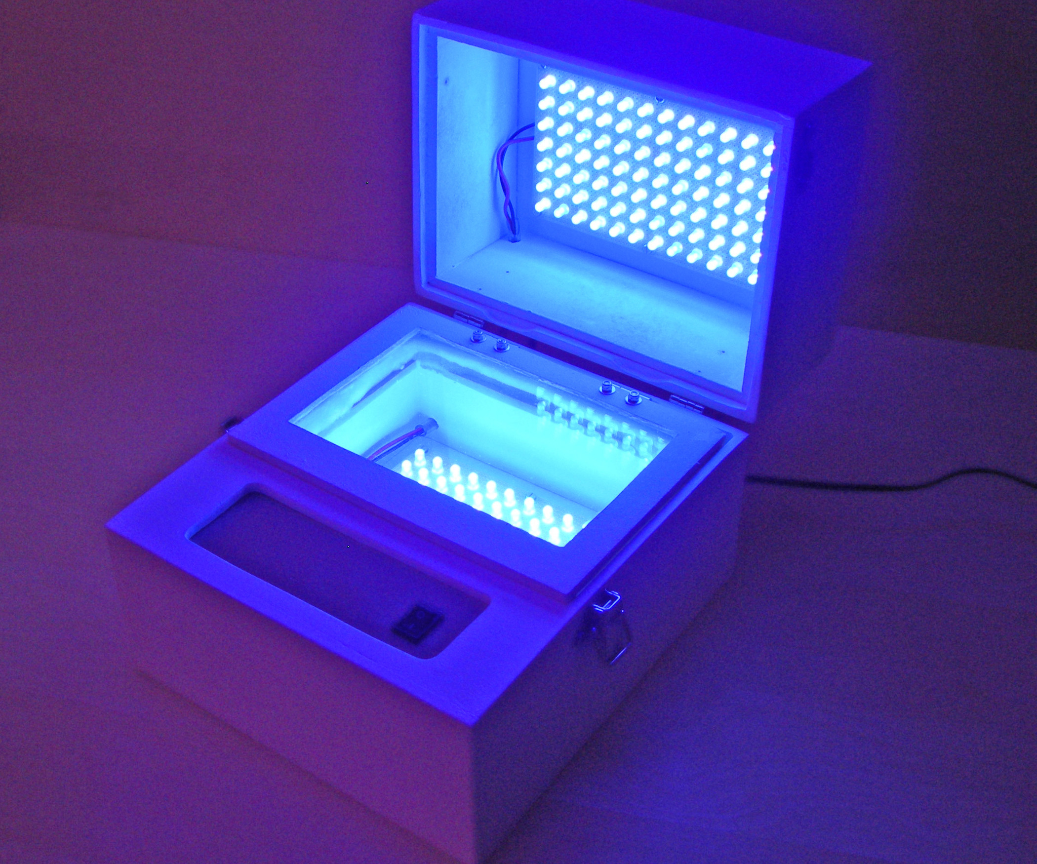Best ideas about DIY Ultraviolet Light . Save or Pin UV LED Exposure Box 26 Steps with Now.