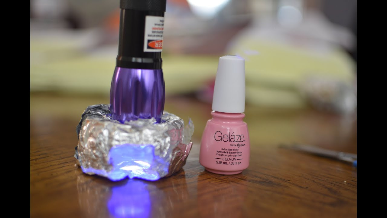 Best ideas about DIY Ultraviolet Light . Save or Pin $8 Portable DIY UV LED Gel Nail light Now.