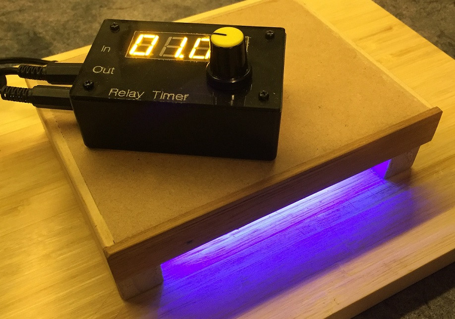 Best ideas about DIY Ultraviolet Light . Save or Pin UV Curing Lamp for DIY PCB Solder Mask – Arduino Now.