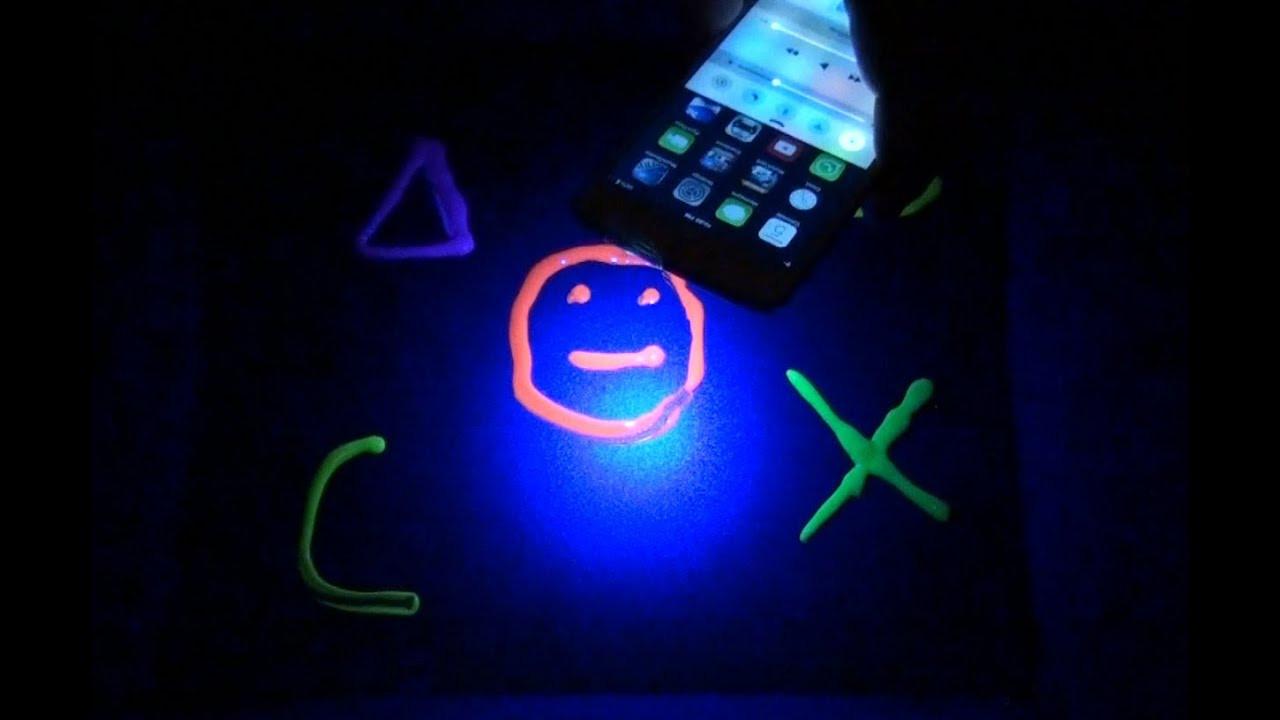 Best ideas about DIY Ultraviolet Light . Save or Pin DIY UV black Light Smartphone hack Now.