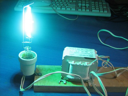 Best ideas about DIY Ultraviolet Light . Save or Pin Transforming a Hg Lamp into a powerful UV Light Source Now.