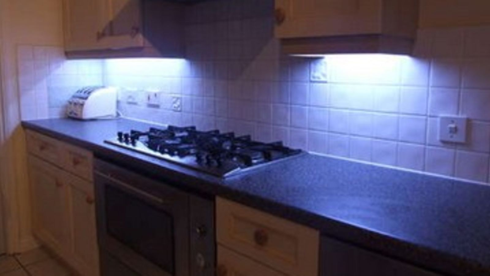 Best ideas about DIY Under Cabinet Led Lighting . Save or Pin DIY Under Cabinet LED Lighting with Fade Effects Now.