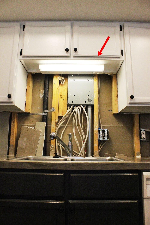 Best ideas about DIY Under Cabinet Led Lighting . Save or Pin DIY Kitchen Lighting Upgrade LED Under Cabinet Lights Now.