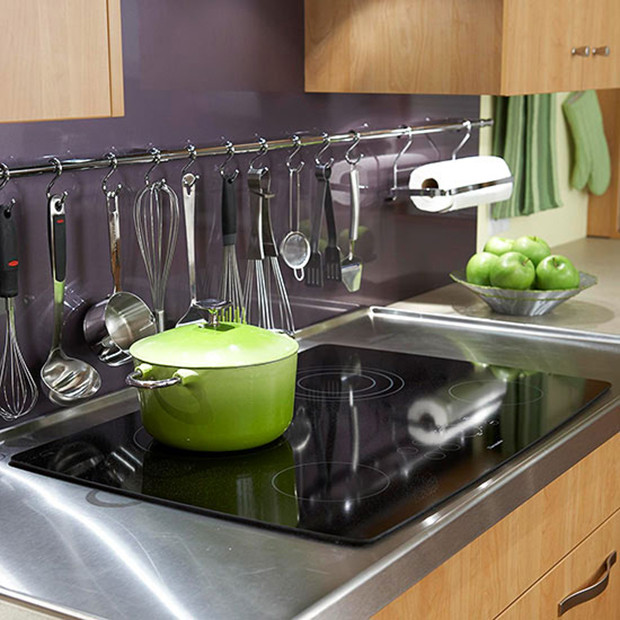Best ideas about DIY Utensil Organizer . Save or Pin 30 DIY Kitchen Hacks That Will Improve Your Kitchen Big Now.
