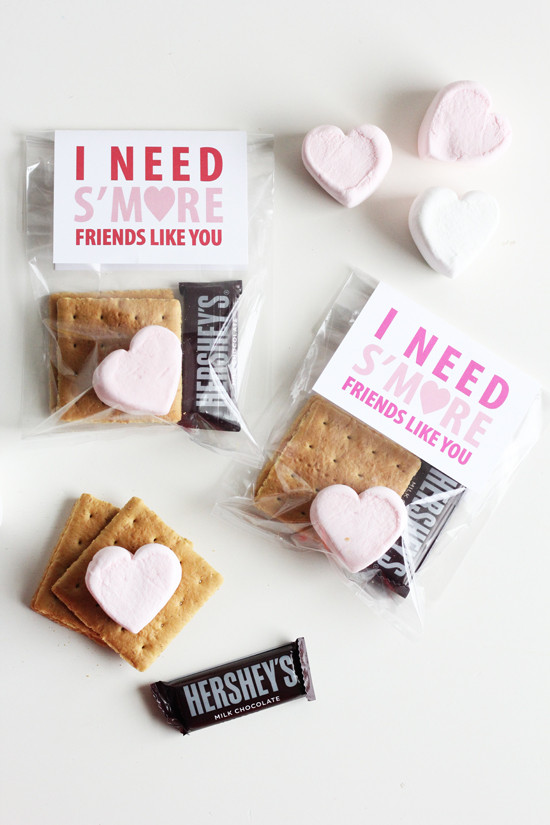 Best ideas about DIY Valentine Gift For Friends . Save or Pin 12 Super Cute Free Printable Valentines Now.