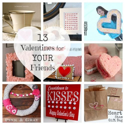 Best ideas about DIY Valentine Gift For Friends . Save or Pin 13 DIY Valentine's Gifts for YOUR Friends BabbleEditors Now.