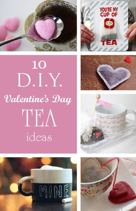 Best ideas about DIY Valentine Gift For Friends . Save or Pin 56 best DIY tea bags images on Pinterest Now.
