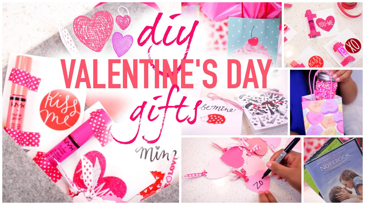 Best ideas about DIY Valentine Gift For Friends . Save or Pin DIY Valentine s Day Gift Ideas Very Cheap Fast & Cute Now.