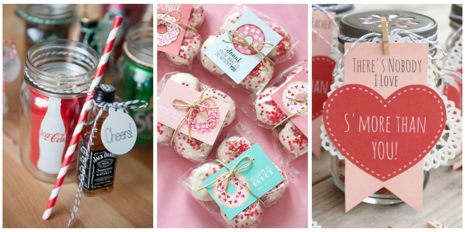 Best ideas about DIY Valentine Gift For Friends . Save or Pin 11 DIY Valentine s Day Gifts for Friends Galentine s Day Now.