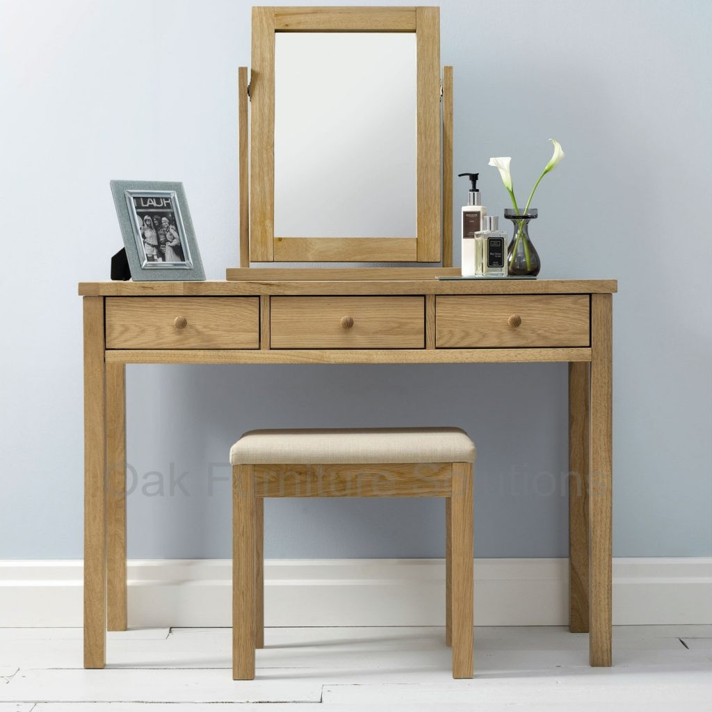 Best ideas about DIY Vanity Table Plans . Save or Pin Stylish Diy Dressing Table Plans Buildsimplehome Now.