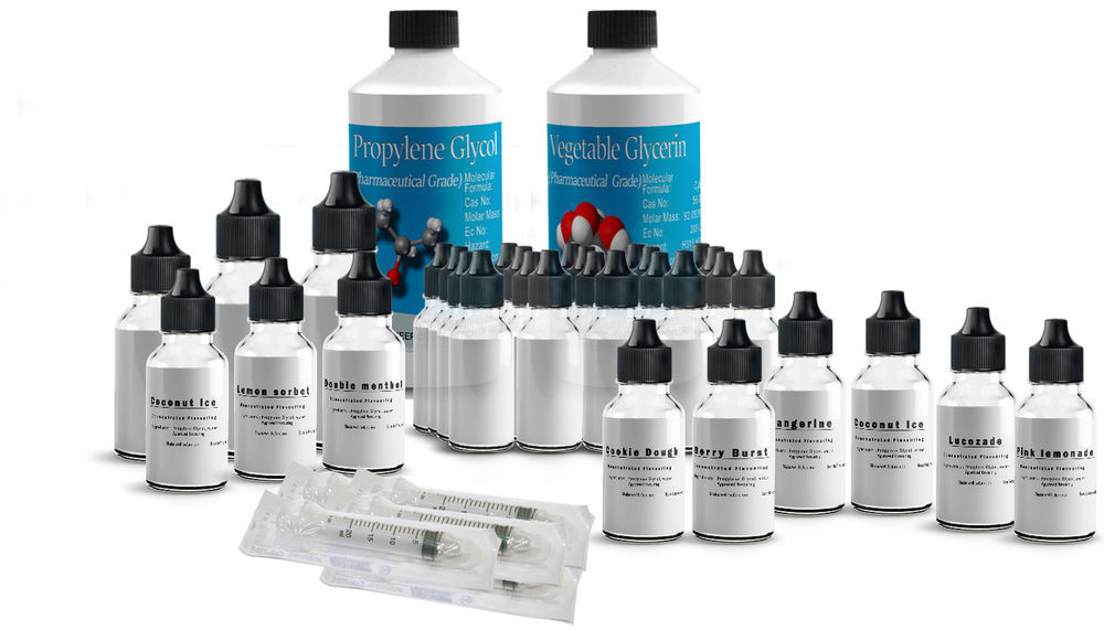 Best ideas about DIY Vape Kit . Save or Pin DIY E LIQUID MIXING SET LARGE PG VG Base FRUITY Now.