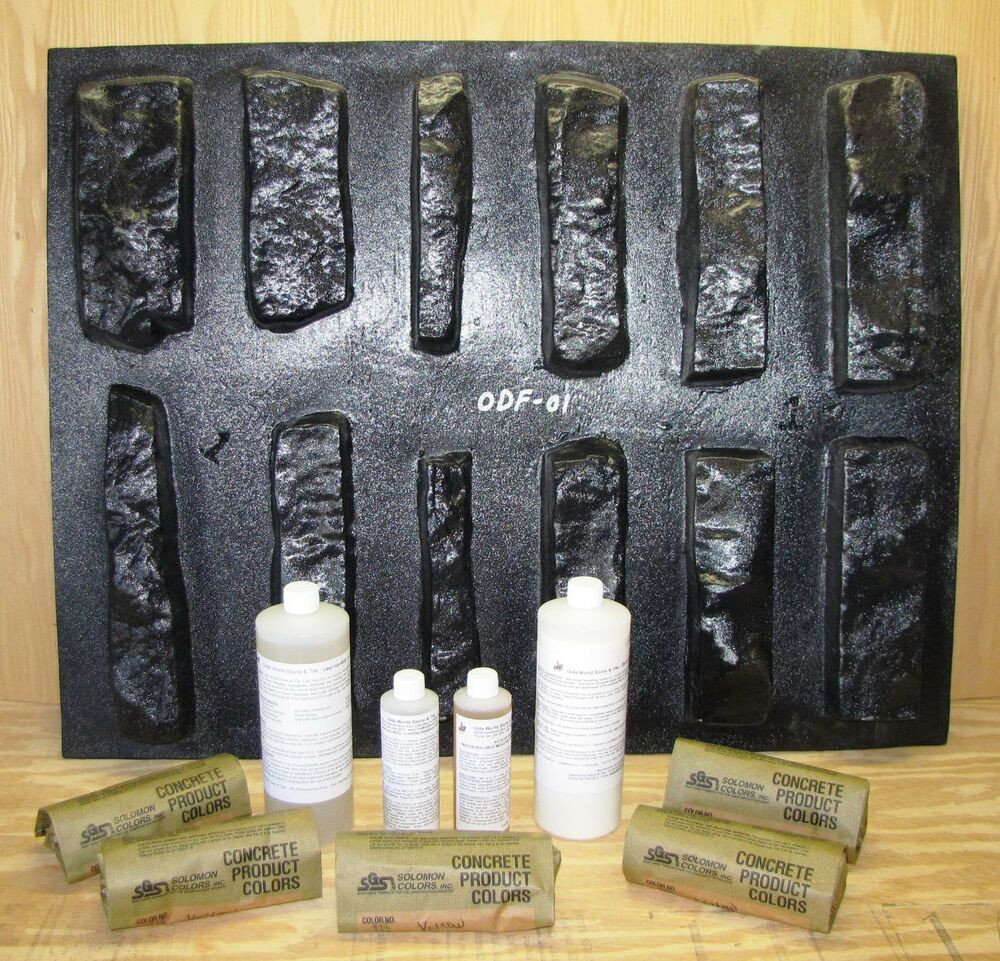 Best ideas about DIY Veneer Kit . Save or Pin STACKSTONE STONE MAKING KIT W 12 MOLDS SUPPLIES MAKE Now.