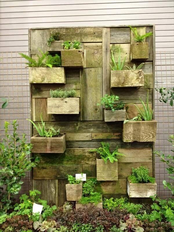 Best ideas about Diy Vertical Garden Wall . Save or Pin 22 DIY Vertical Garden Wall Ideas Now.