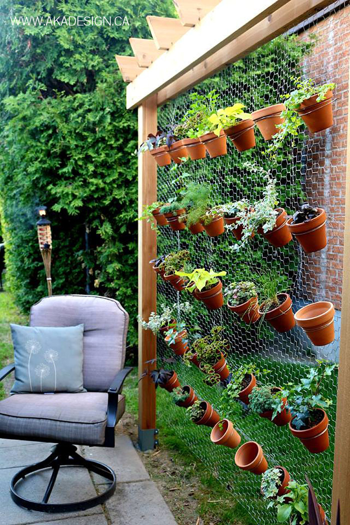 Best ideas about Diy Vertical Garden Wall . Save or Pin How to Build Your Own DIY Vertical Garden Wall Now.
