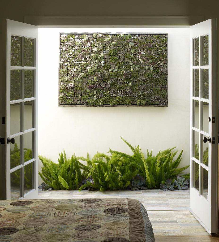 Best ideas about Diy Vertical Garden Wall . Save or Pin Vertical gardens DIY panels Now.
