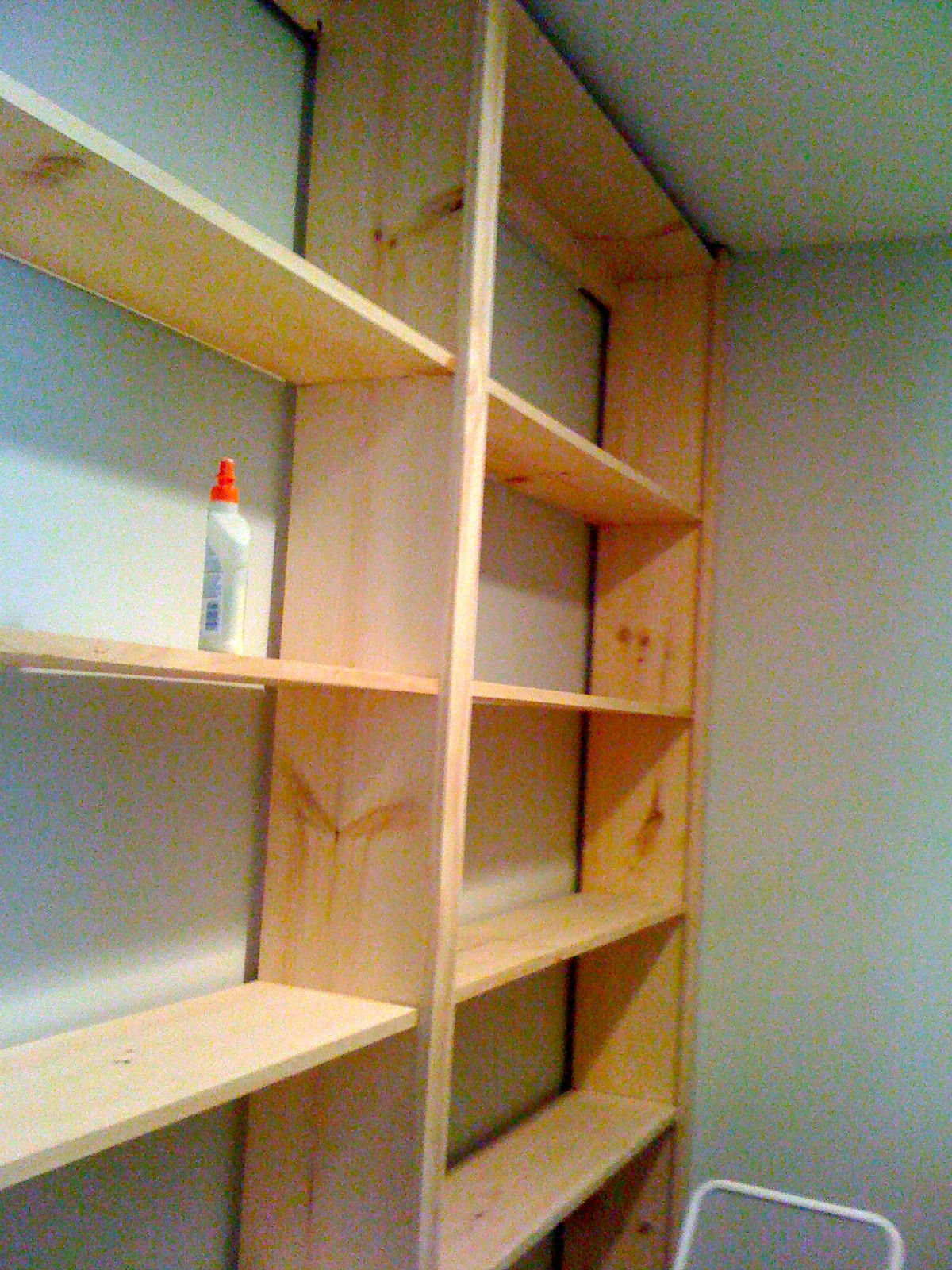 Best ideas about DIY Wall Bookshelf . Save or Pin Diy Wall Bookcase PDF Woodworking Now.