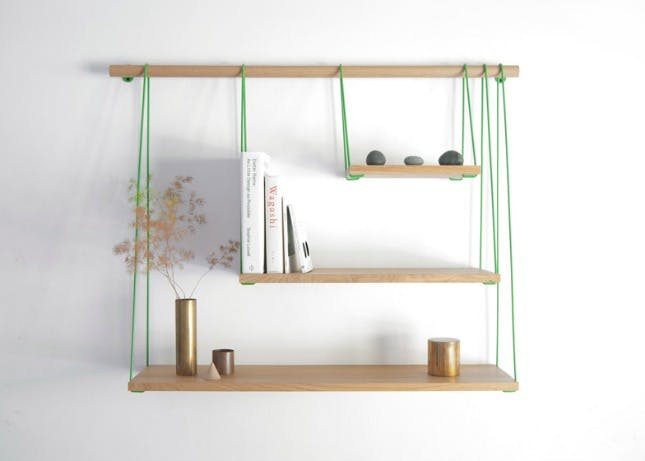 Best ideas about DIY Wall Bookshelf . Save or Pin 12 DIY Wall Shelf Projects Now.