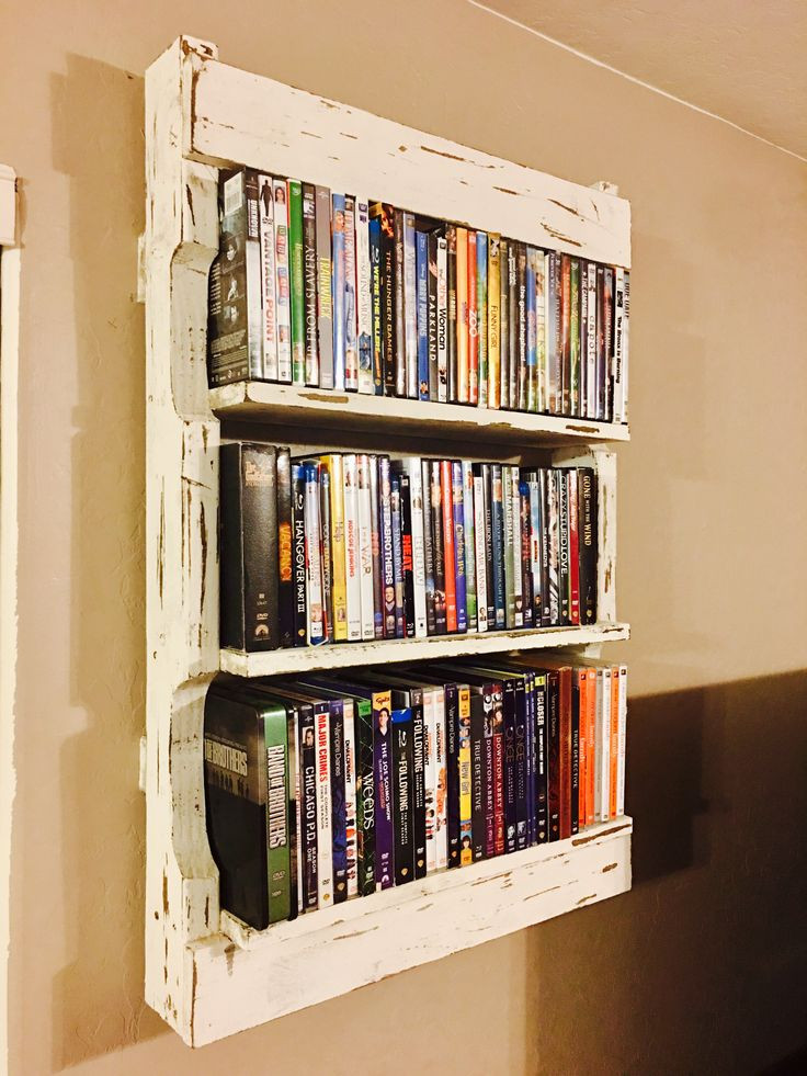Best ideas about DIY Wall Bookshelf . Save or Pin Best 25 Pallet shelves ideas on Pinterest Now.