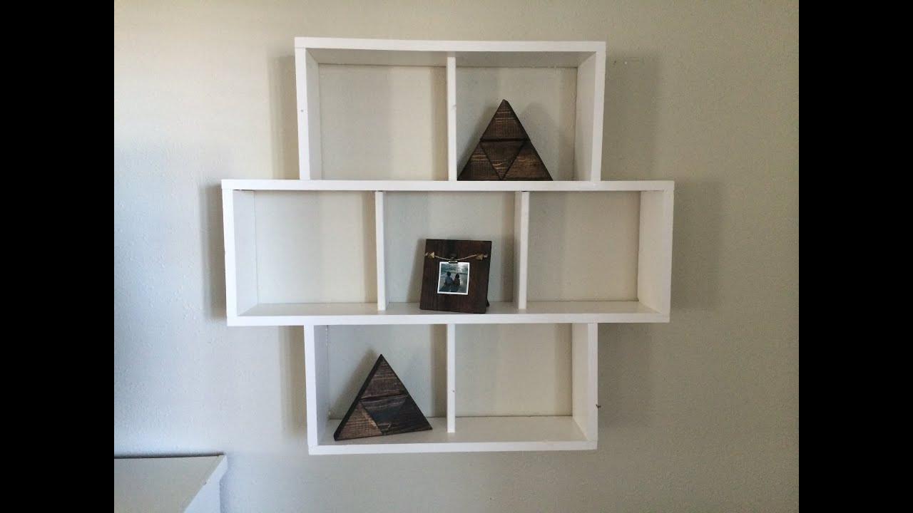 Best ideas about DIY Wall Bookshelf . Save or Pin DIY Wall Shelf Now.
