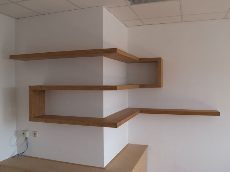Best ideas about DIY Wall Bookshelf . Save or Pin Best 25 Diy Wall Shelves ideas on Pinterest Now.