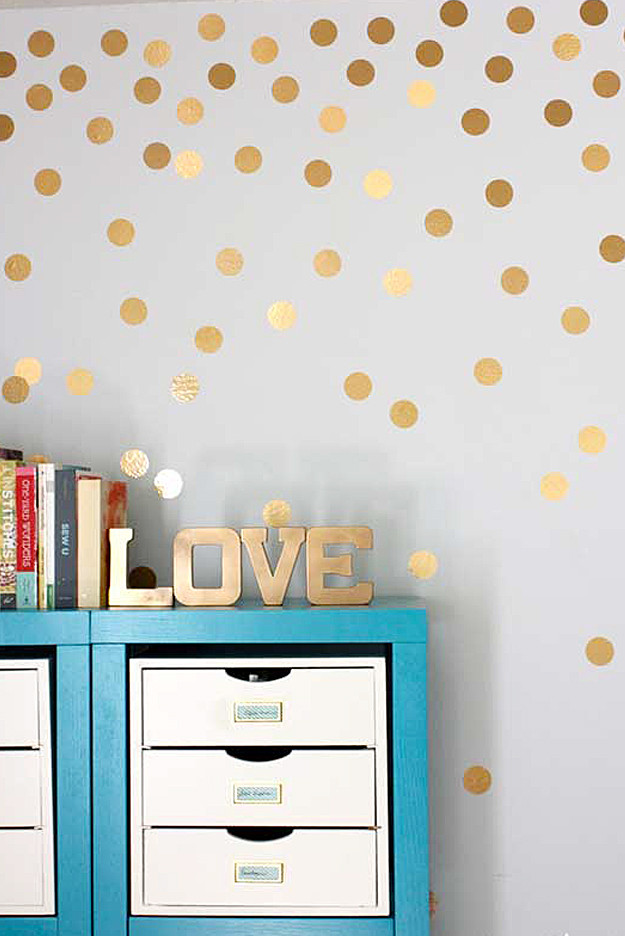 Best ideas about DIY Wall Decoration Ideas . Save or Pin Cool Cheap but Cool DIY Wall Art Ideas for Your Walls Now.