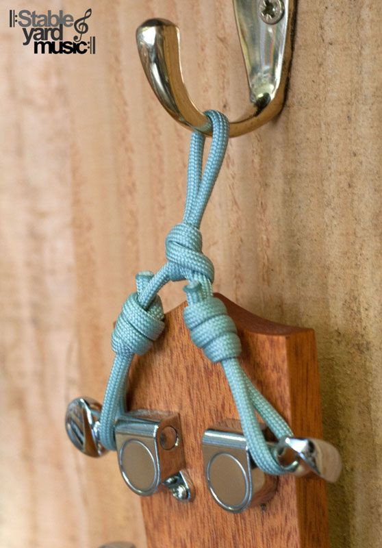 Best ideas about DIY Wall Hangers . Save or Pin Best 25 Guitar hanger ideas on Pinterest Now.