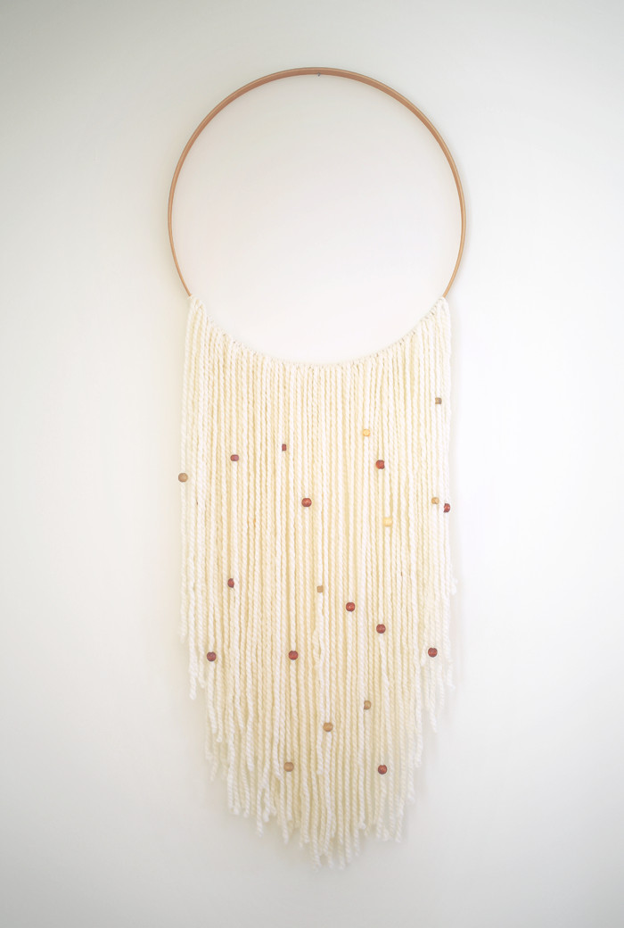 Best ideas about DIY Wall Hangers . Save or Pin Inexpensive and Art – DIY Wall Hanging Now.