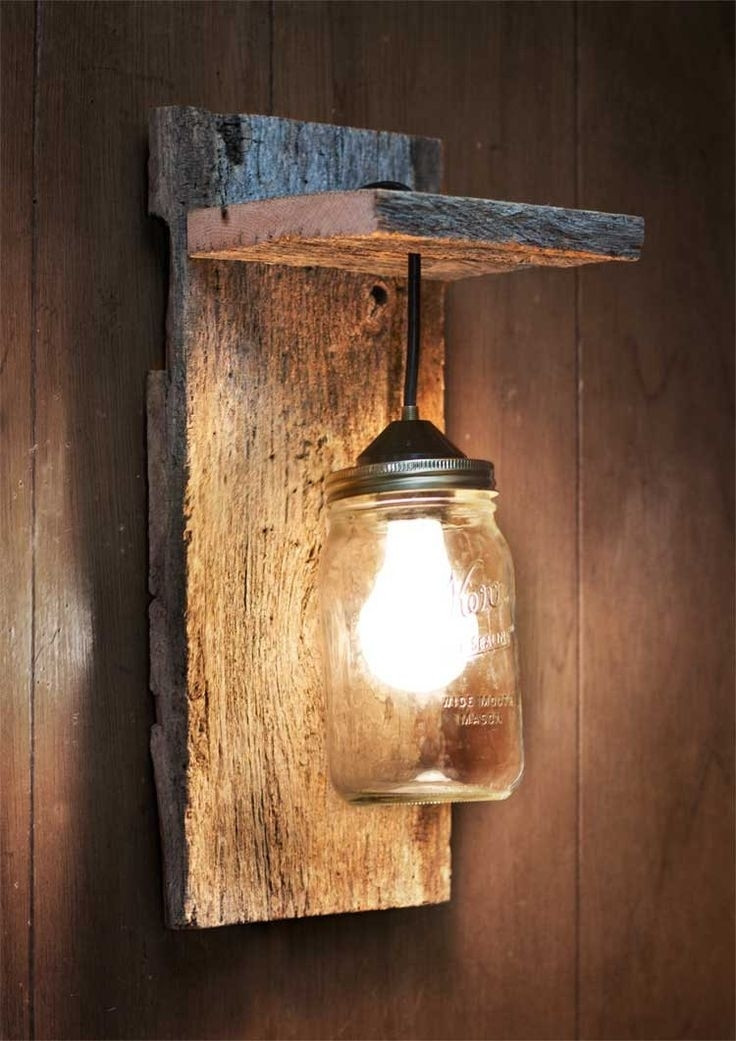 Best ideas about DIY Wall Lighting . Save or Pin 2018 Latest Diy Outdoor Wall Lights Now.