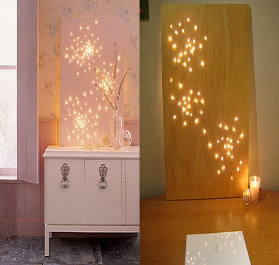 Best ideas about DIY Wall Lighting . Save or Pin 10 benefits of Diy wall lights Now.