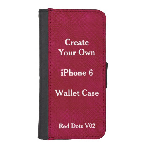 Best ideas about DIY Wallet Phone Case . Save or Pin DIY Design Your Own Phone Wallet Case V06C RED Now.