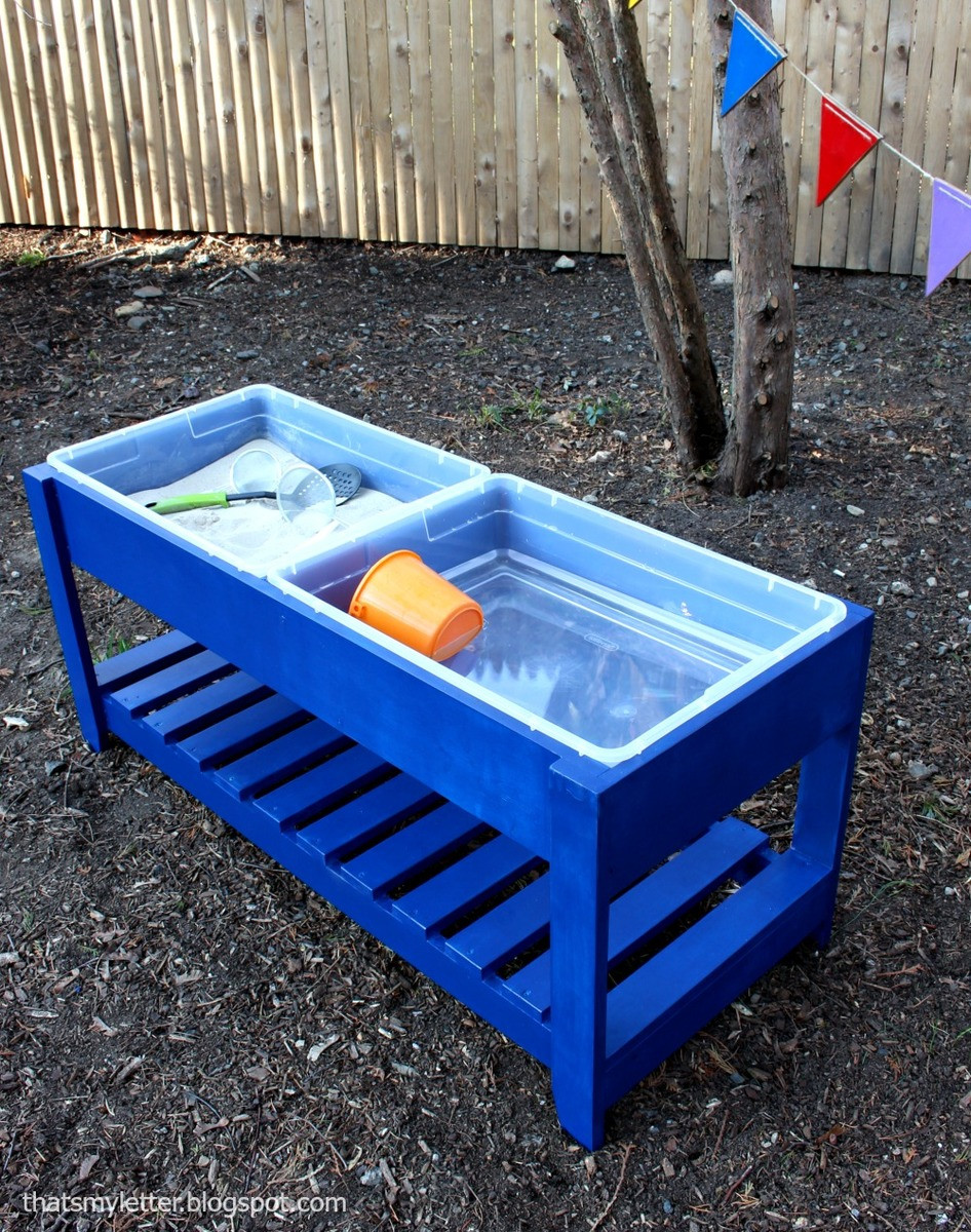 Best ideas about DIY Water Table For Kids . Save or Pin Ana White Now.