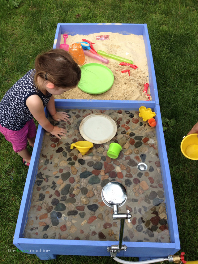 Best ideas about DIY Water Table For Kids . Save or Pin 13 Summer Craft Projects for Your Kids Now.